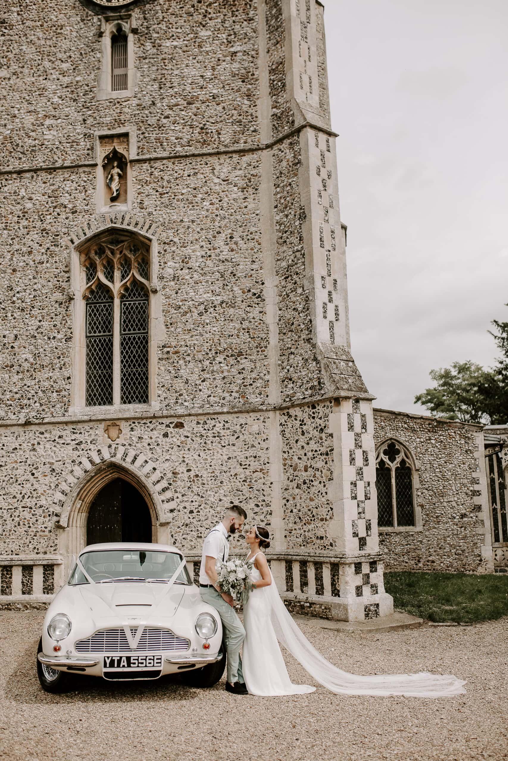 Glevering Estate Wedding in Suffolk
