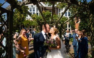 How to plan a dry-hire wedding.