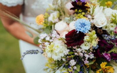 Real Wedding – Tipi Wedding at Chaucer Barn