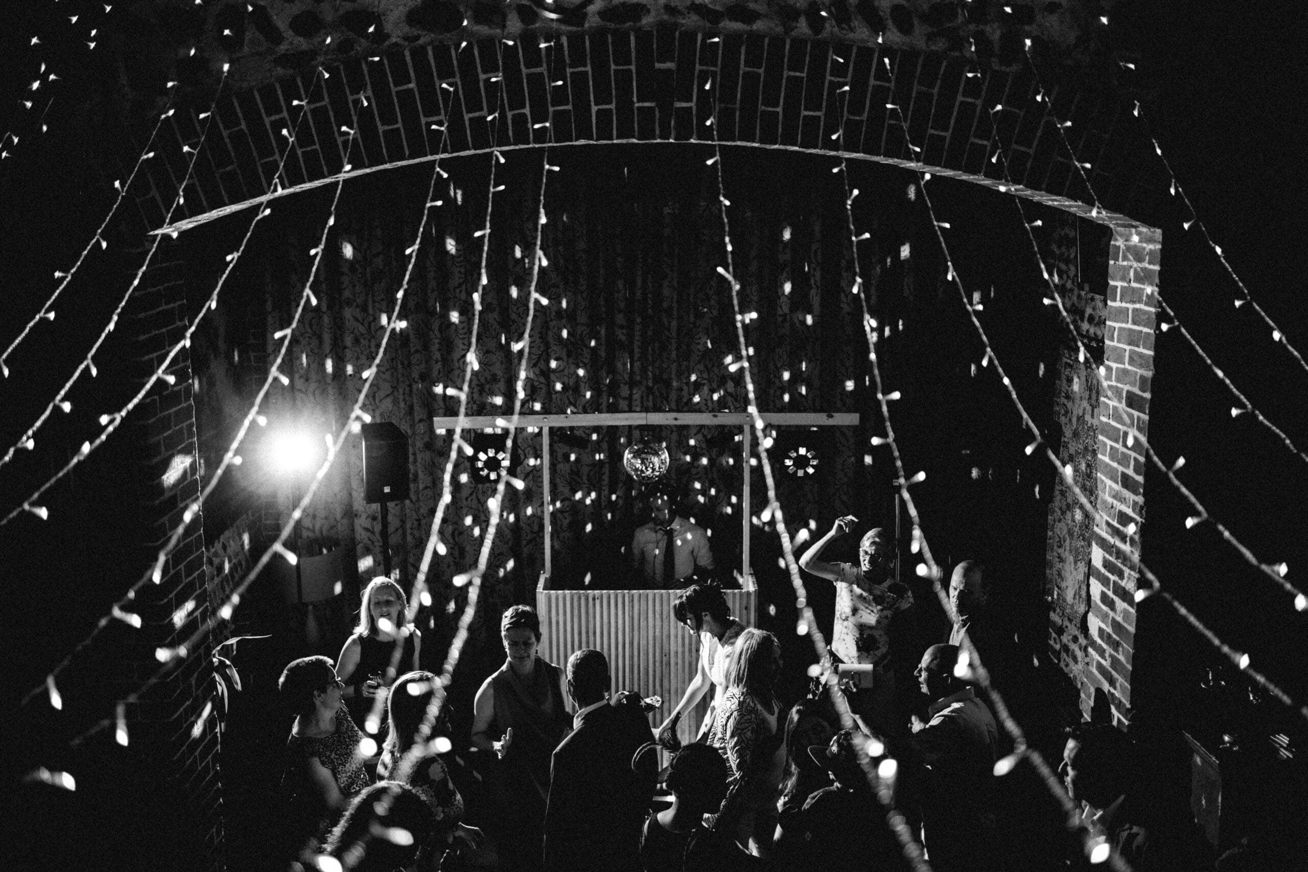 Norfolk lighting at Chaucer Barn