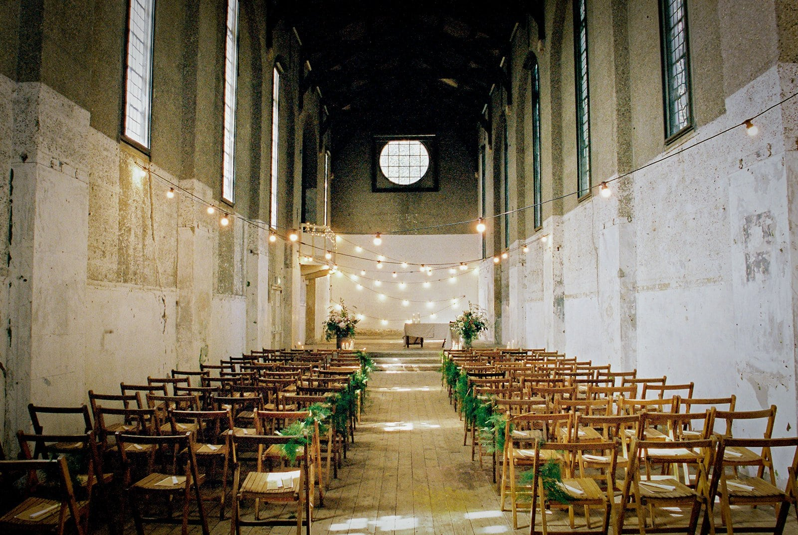 London Wedding Planner at Dilston Grove