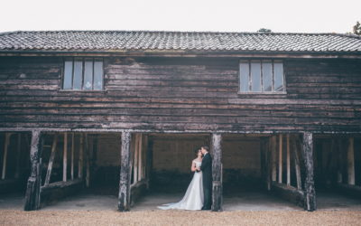Five top tips for approaching a wedding business!