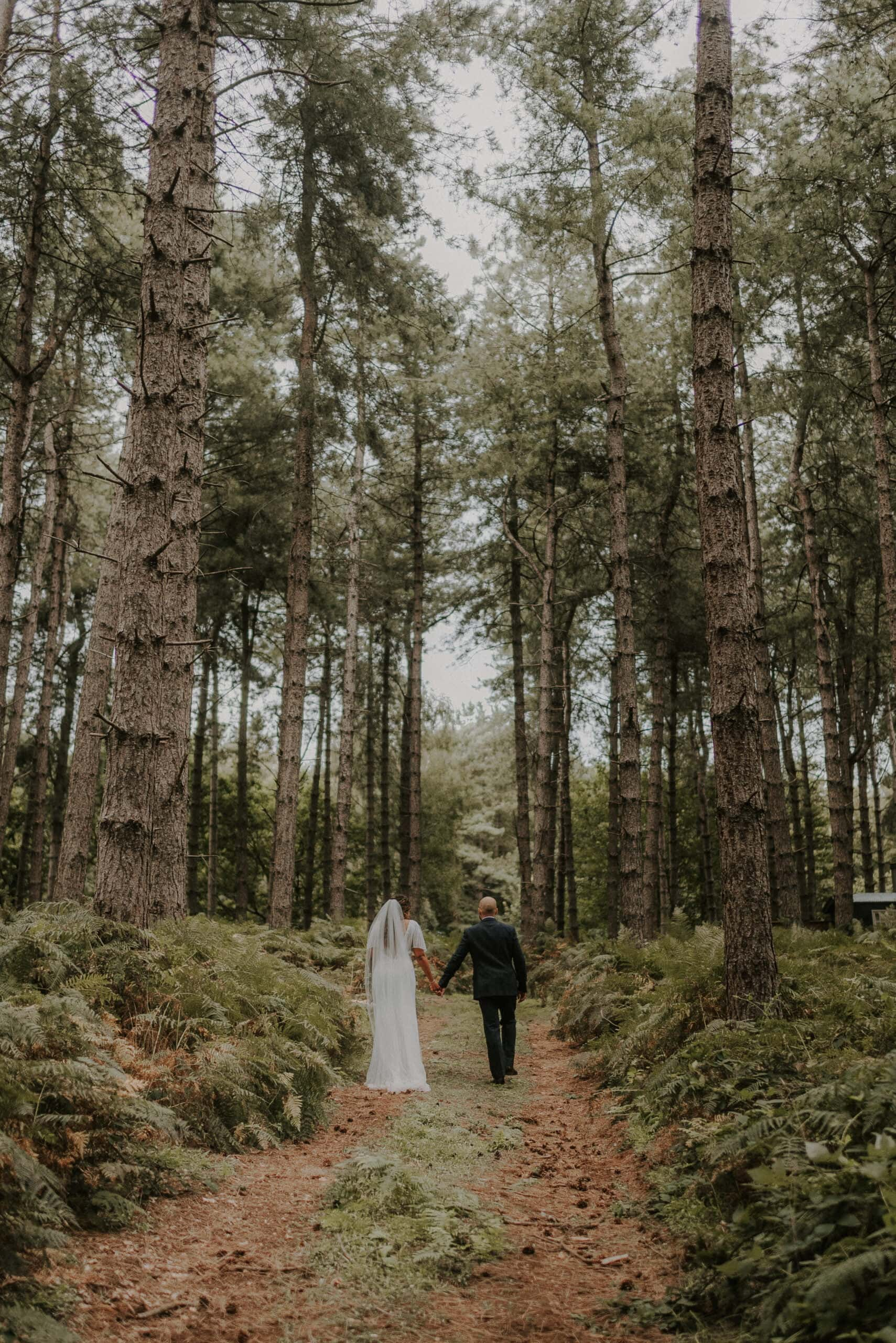 Happy Valley Norfolk Wedding