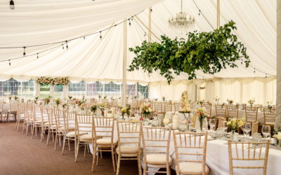 Plan a marquee wedding – what you need to know!