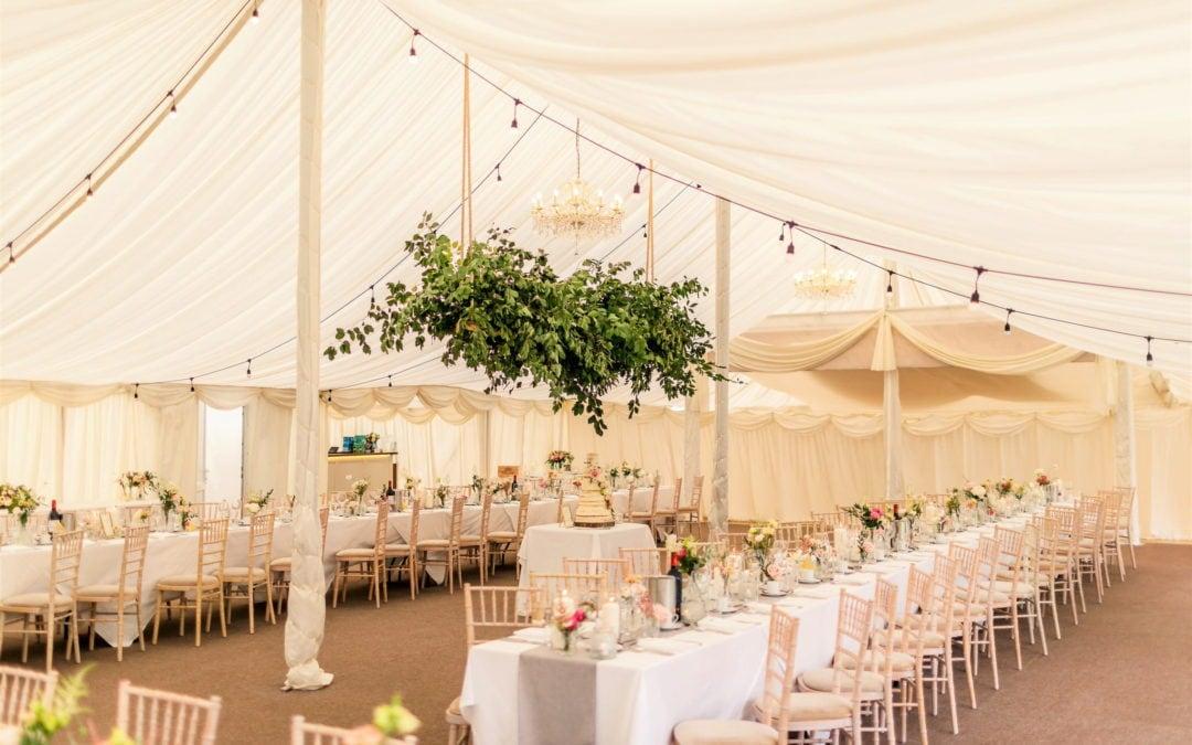 Barrington Hall Wedding – Real Wedding
