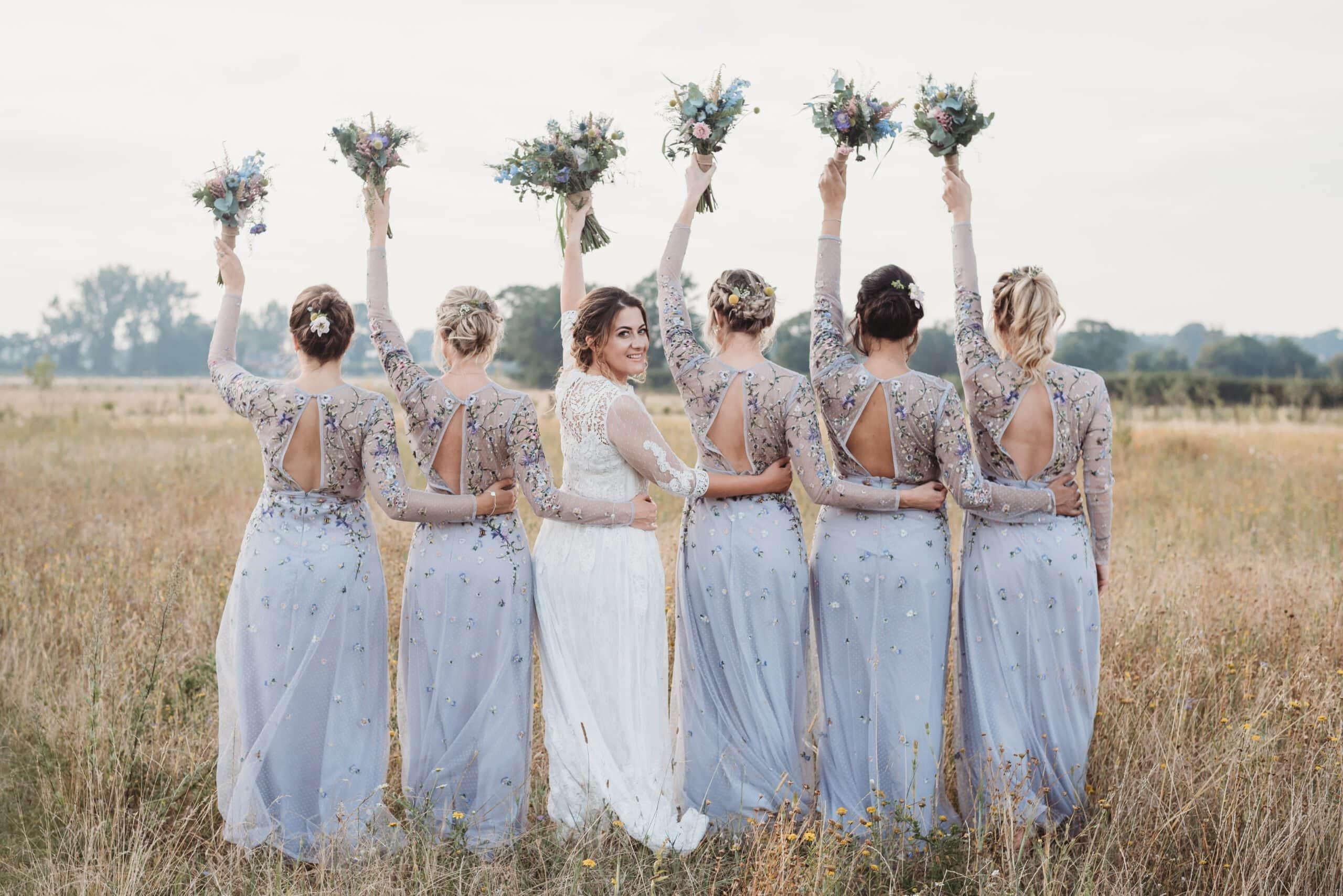 Norfolk tipi wedding planner Hush Venue