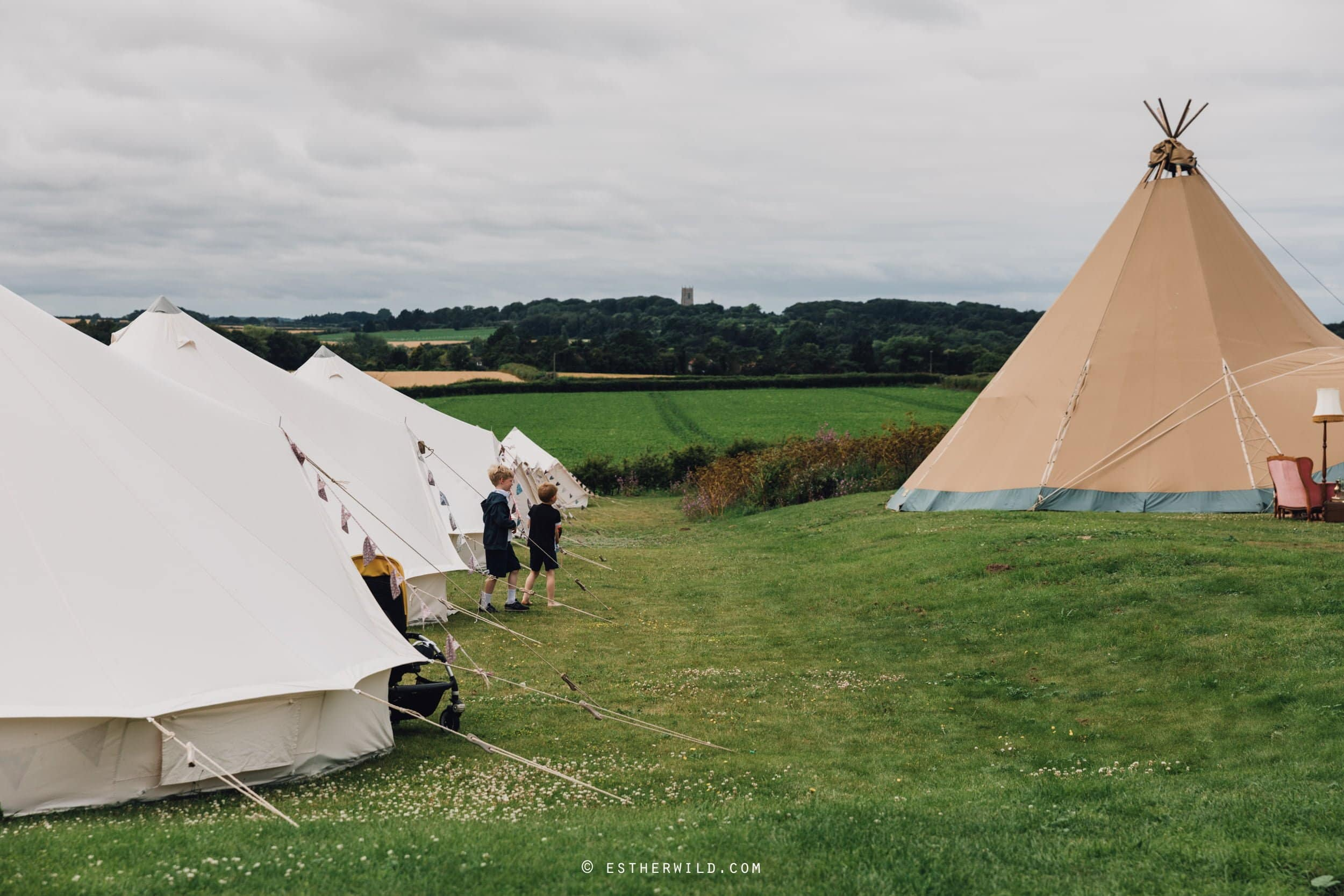 Barn Drift Wedding Norfolk
