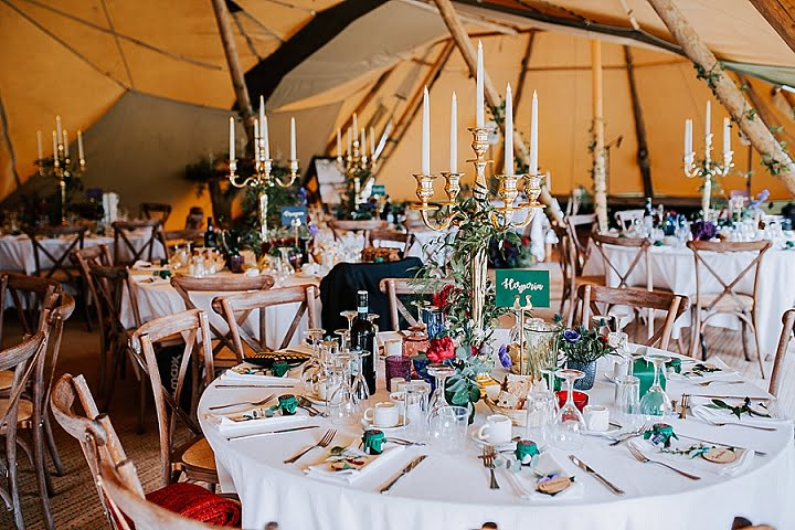 Stunning real wedding at Rookery Meadow, Norfolk