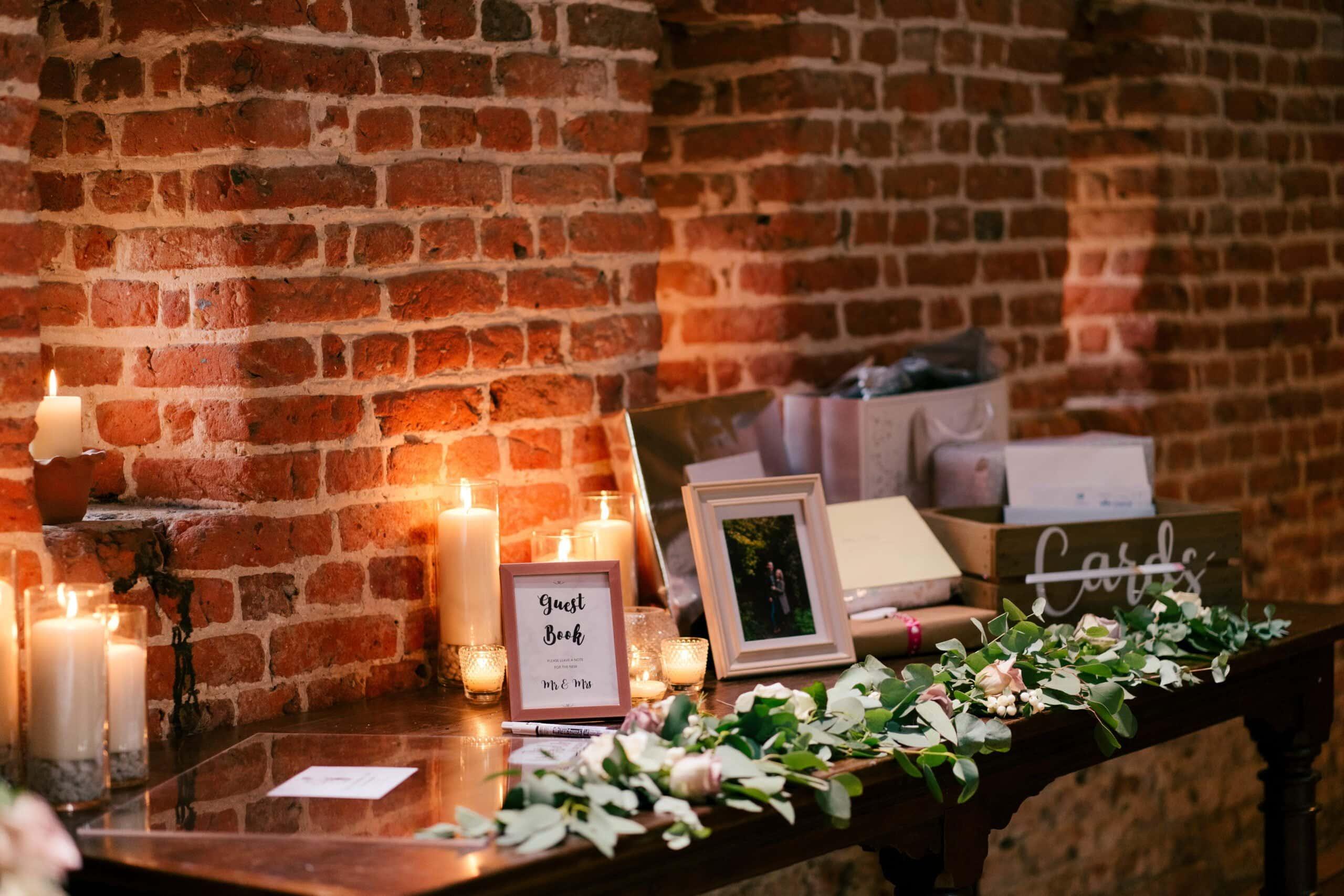 Hales Hall Wedding Norfolk
