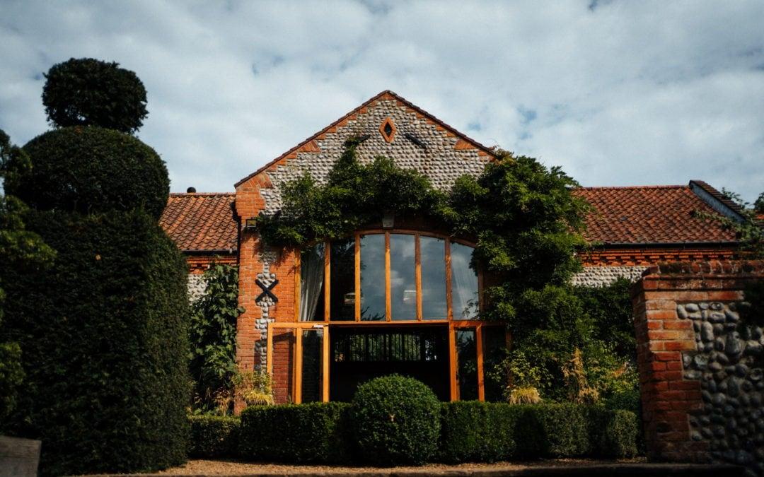 Five Amazing Barn Wedding Venues in Norfolk