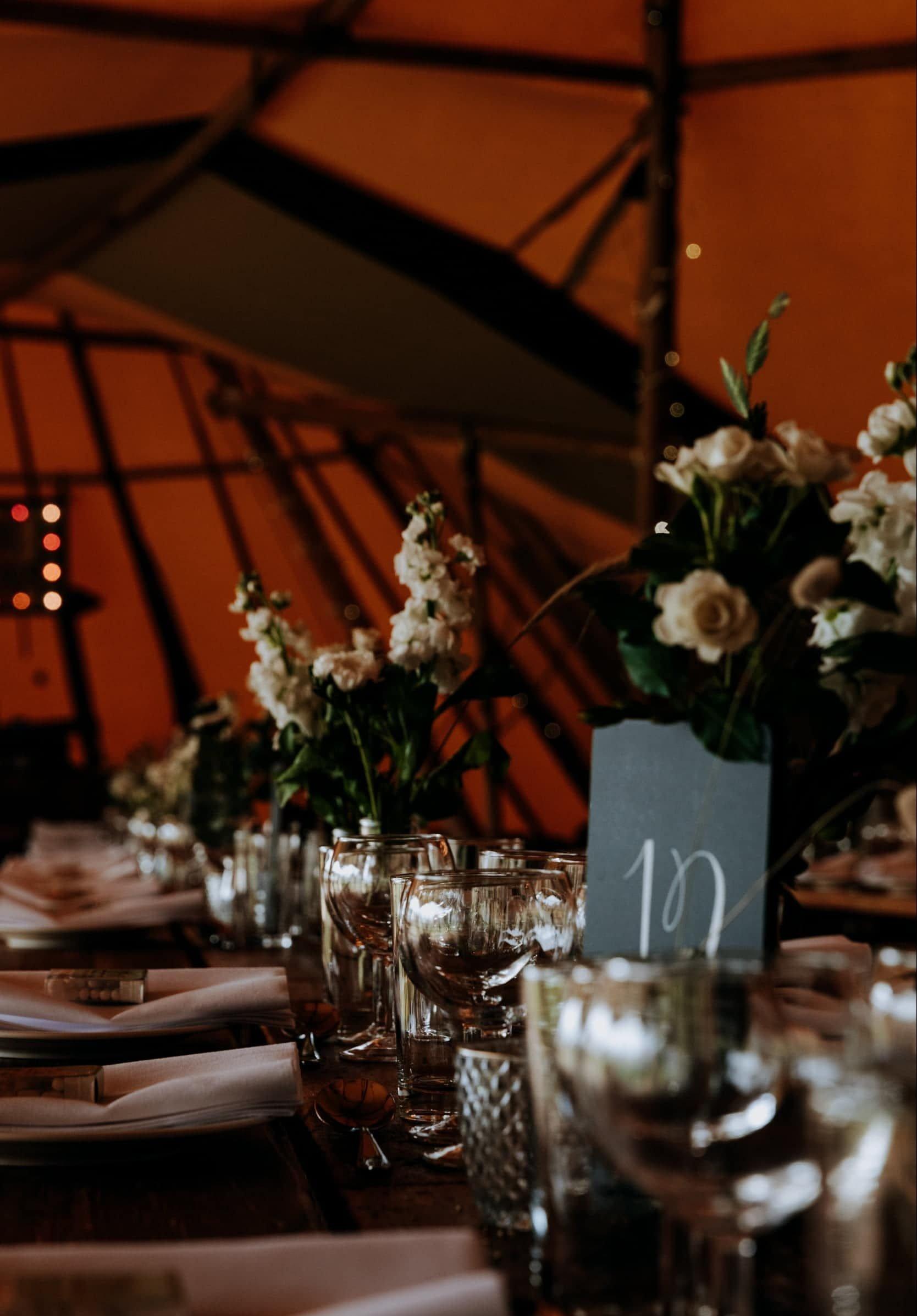 Barn Drift tipi wedding planner norfolk