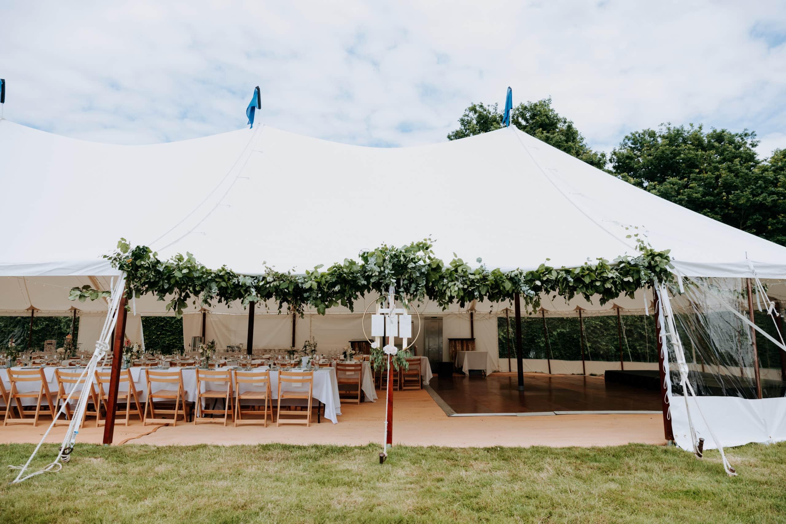 Marquee Wedding Planner Holt