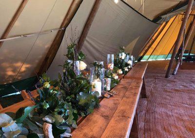 Tipi Wedding Planner in Norfolk Magical