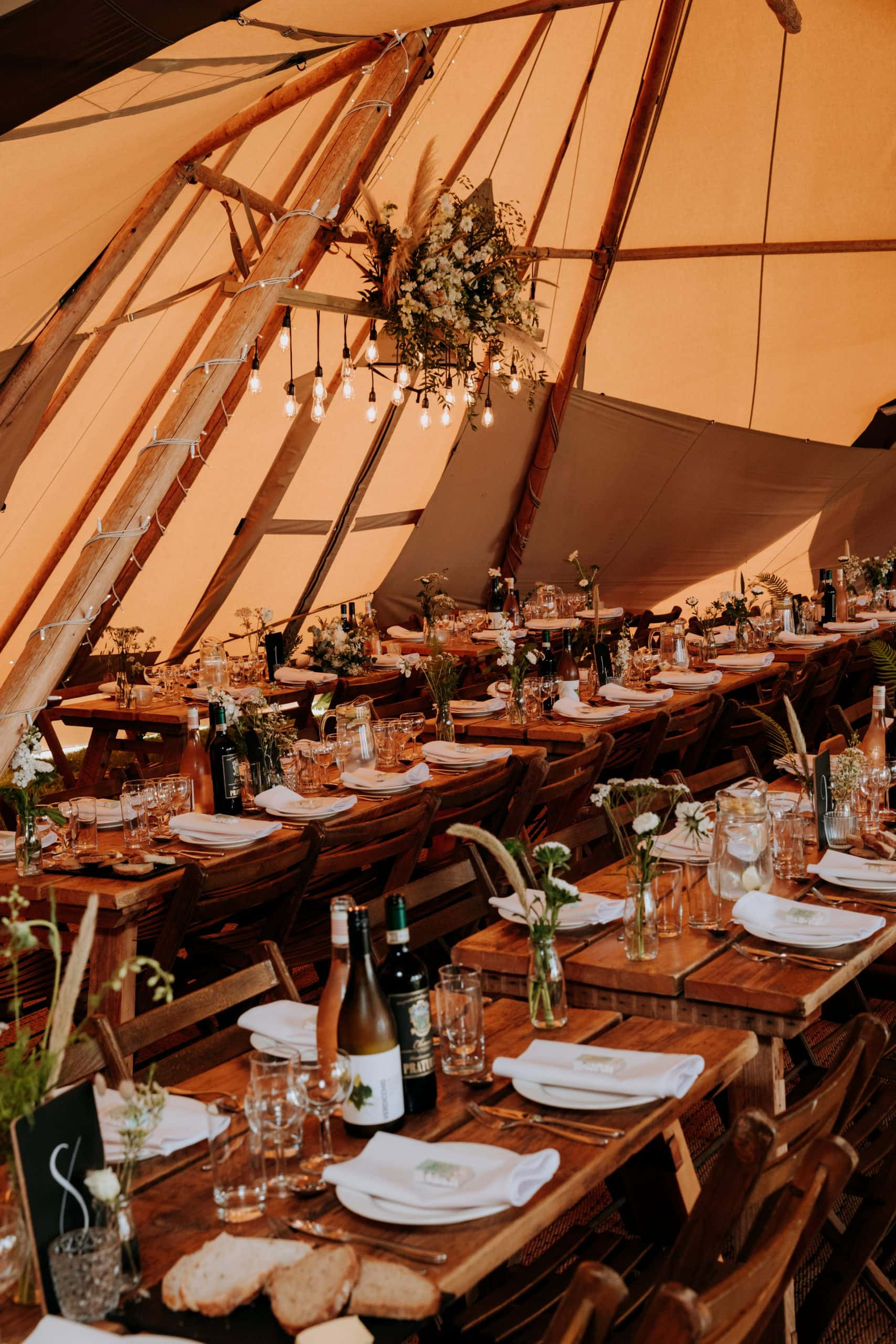 Barn Drift tipi wedding planner norfolk