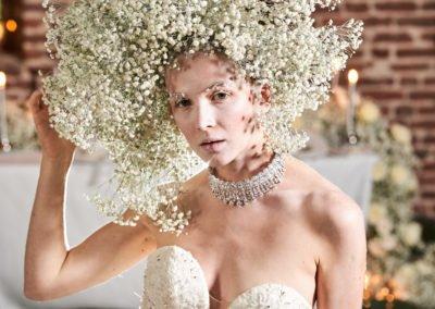 Hales Hall Wedding Styled Shoot