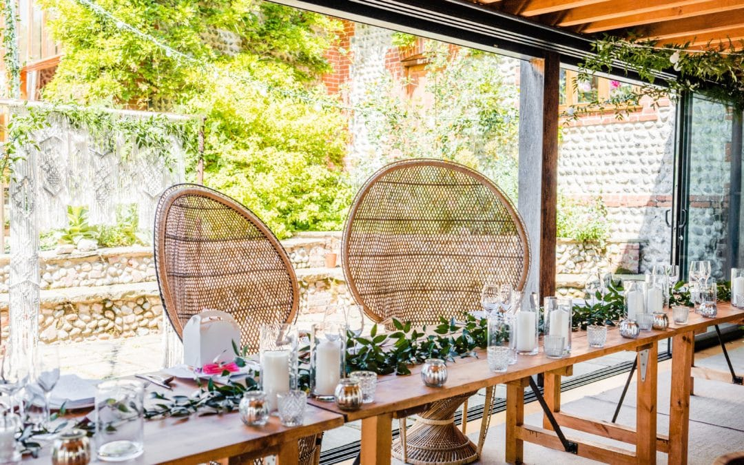 5 ways to elevate your micro-wedding this summer