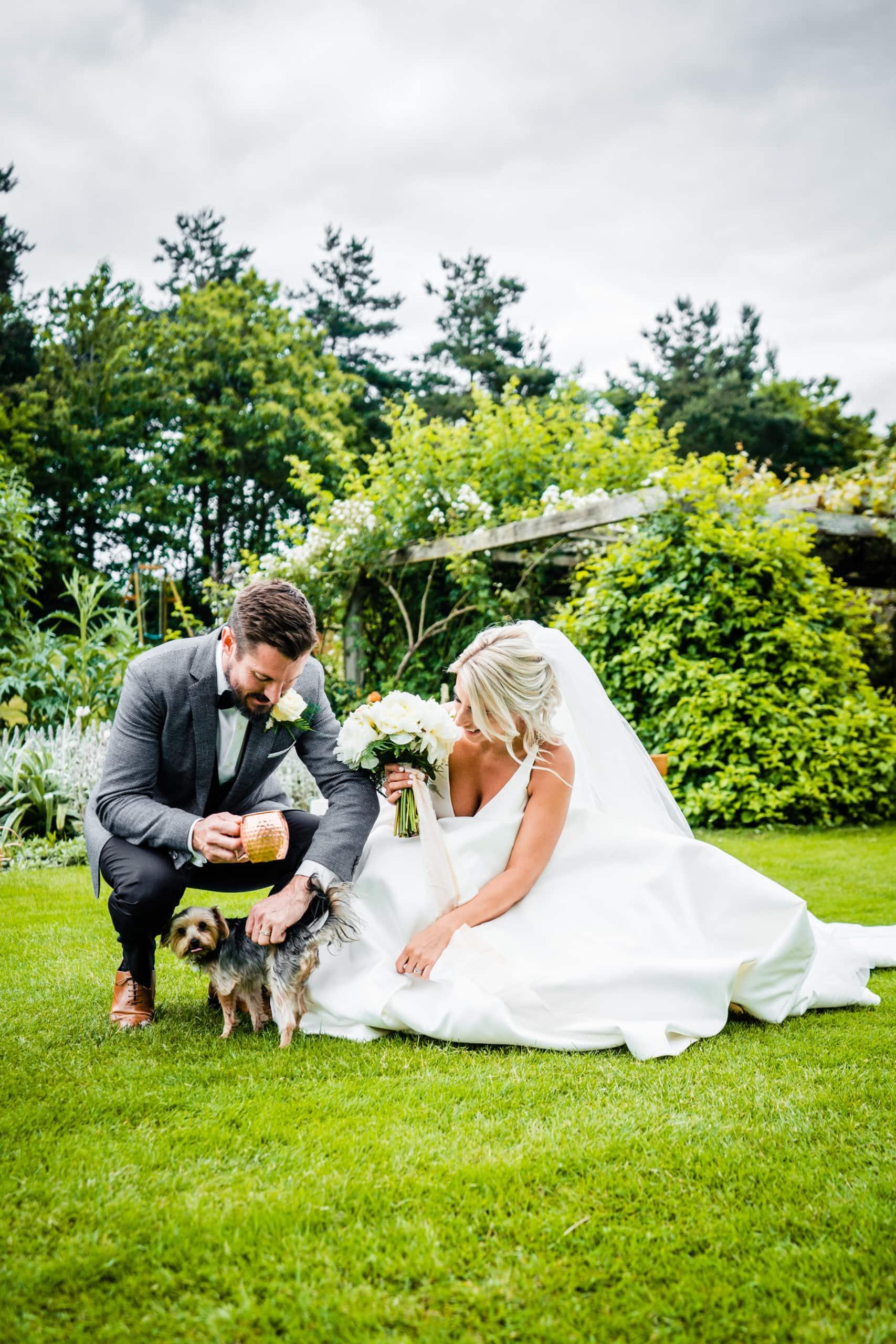 Norfolk Wedding Planner Chaucer Barn Wedding