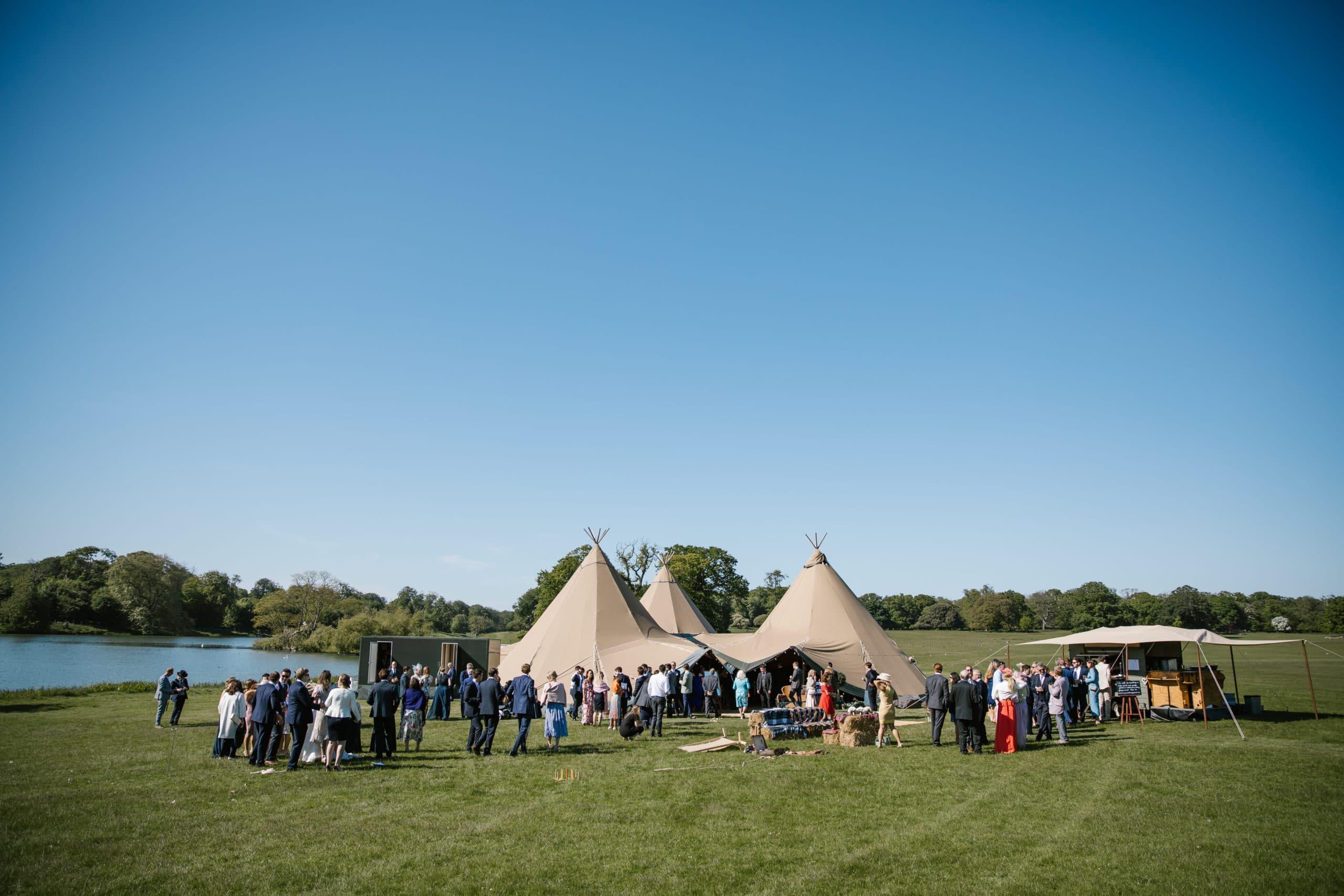 Norfolk Wedding Planner Holkham Hall Wedding
