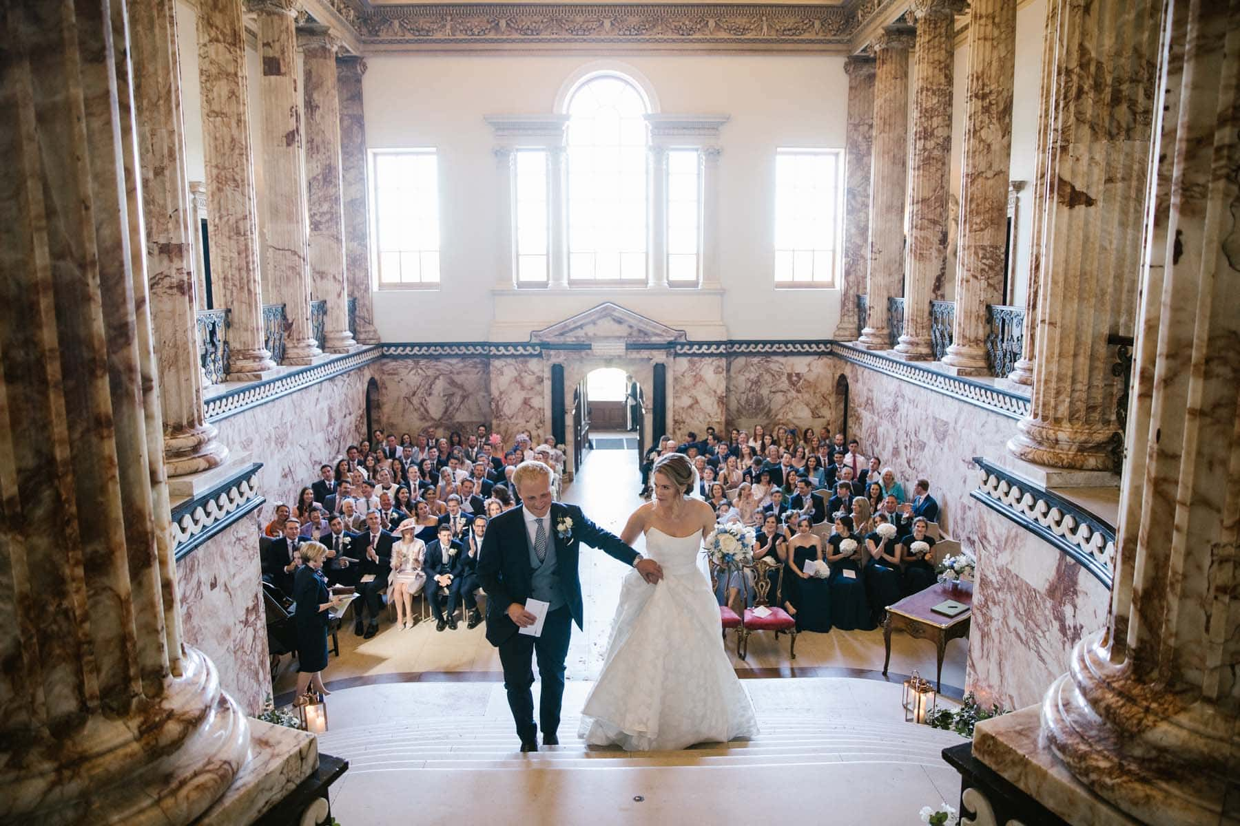 Holkham Hall Wedding Norfolk Wedding Planner