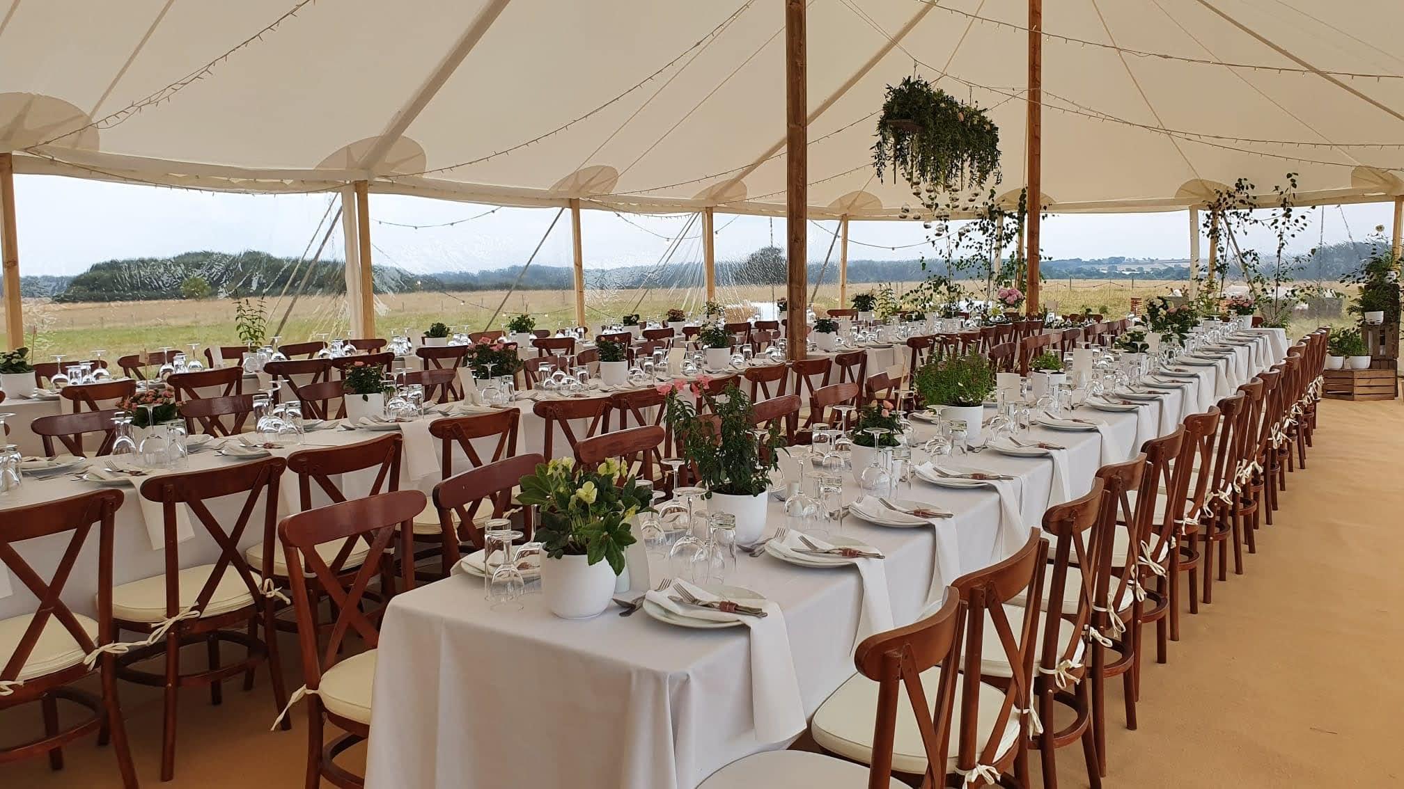 Norfolk Marquee Wedding Carina