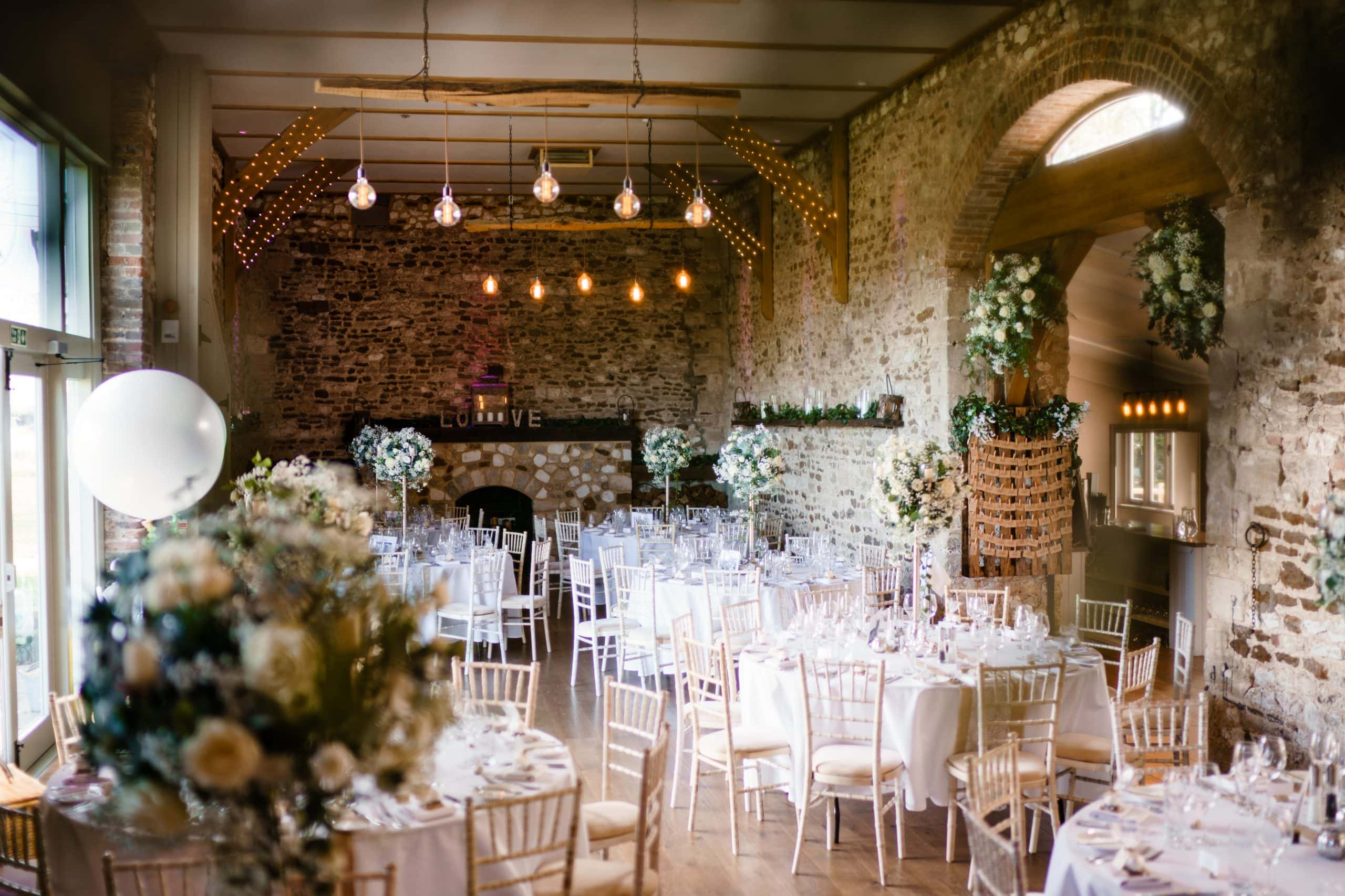 Pentney Abbey norfolk wedding
