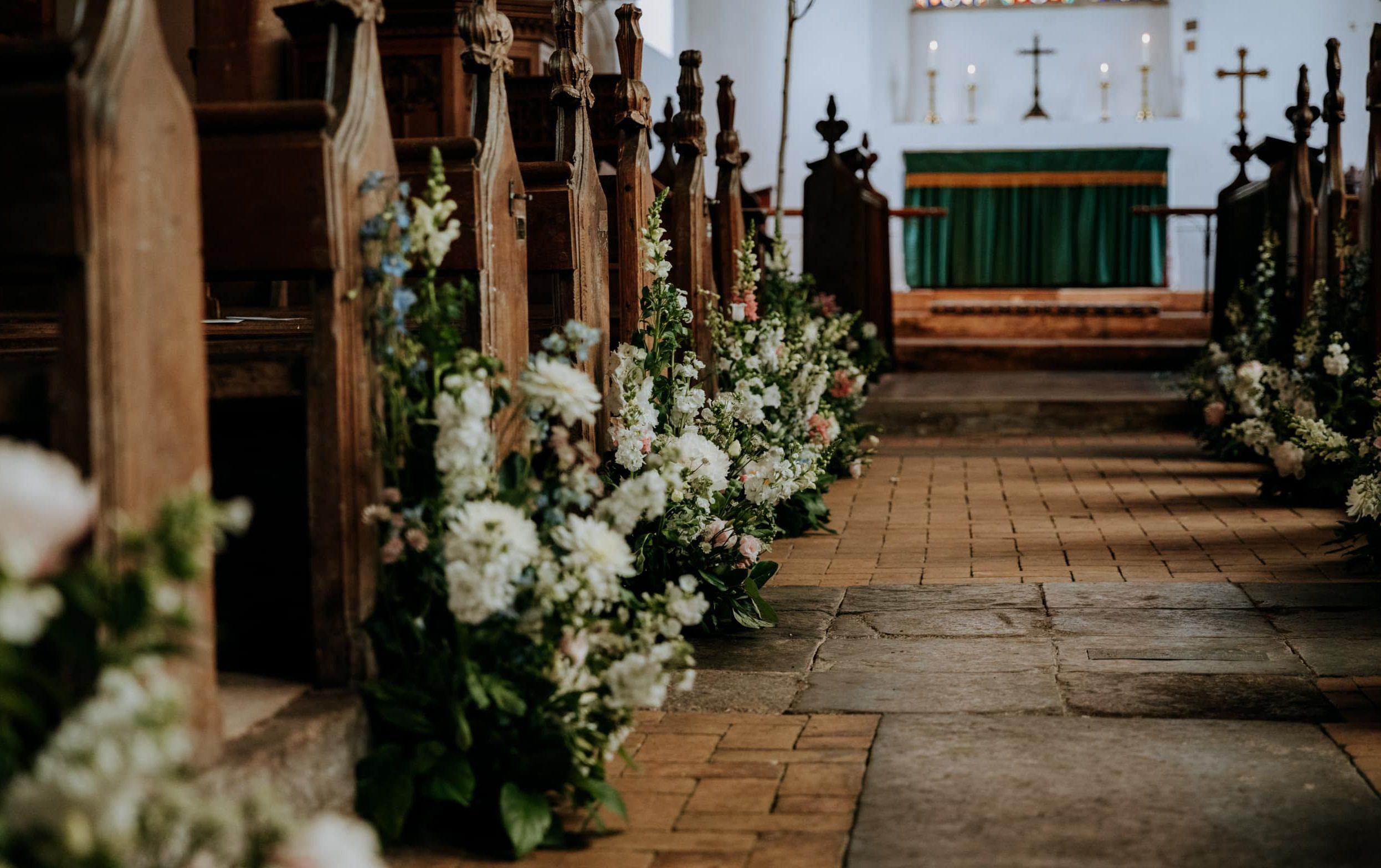 Norfolk wedding planner marquee