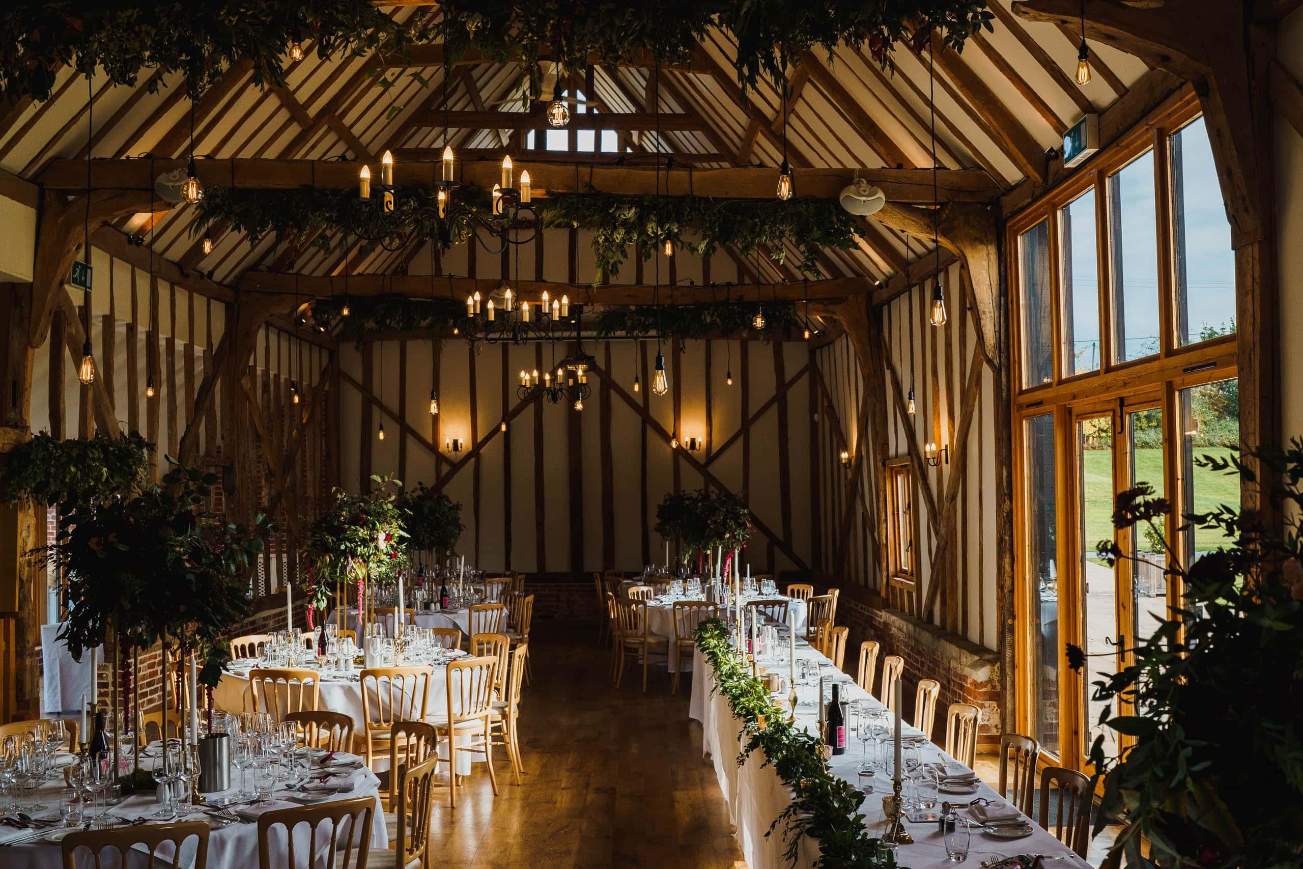 Suffolk wedding planner bruisyard