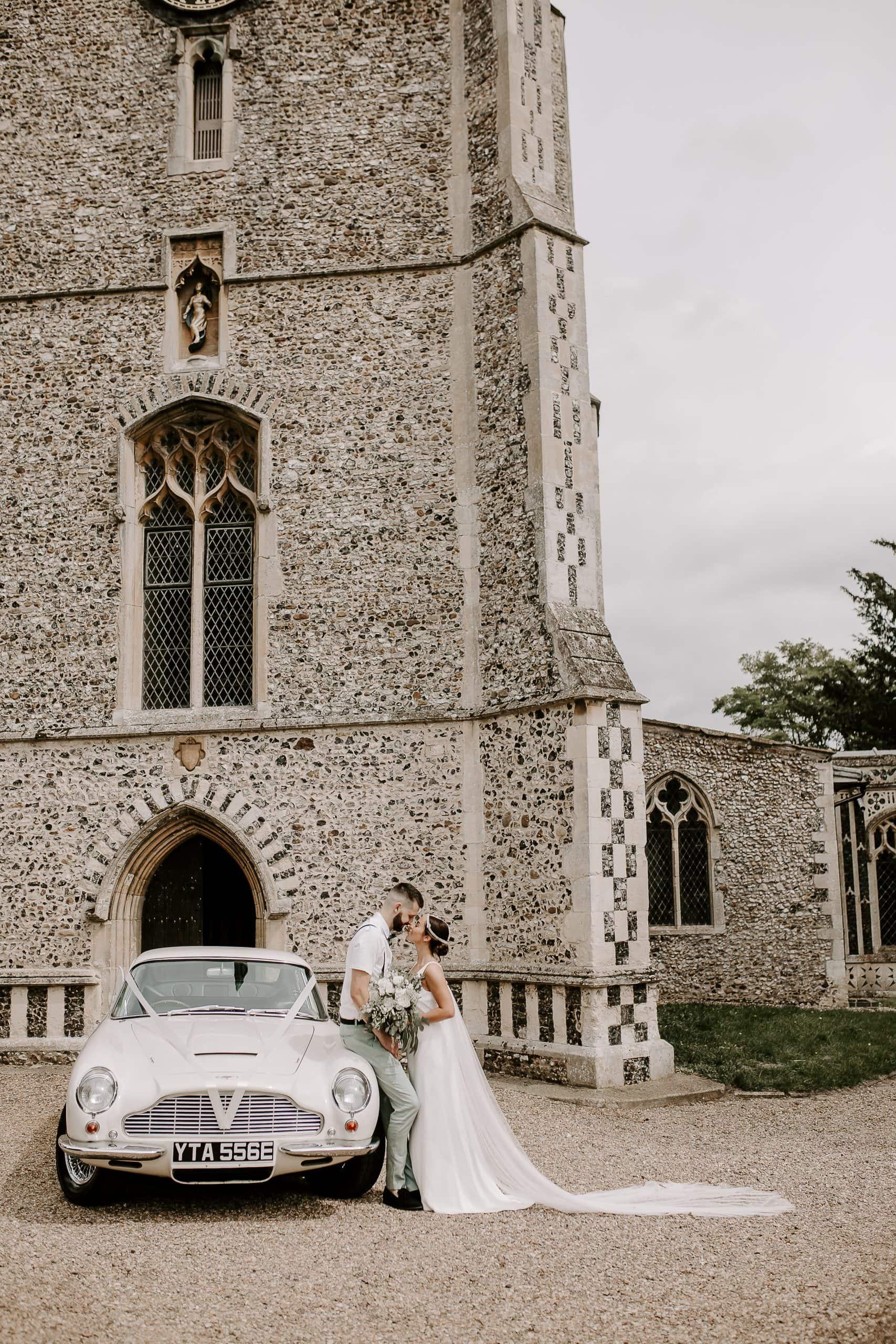 UK wedding planner glevering