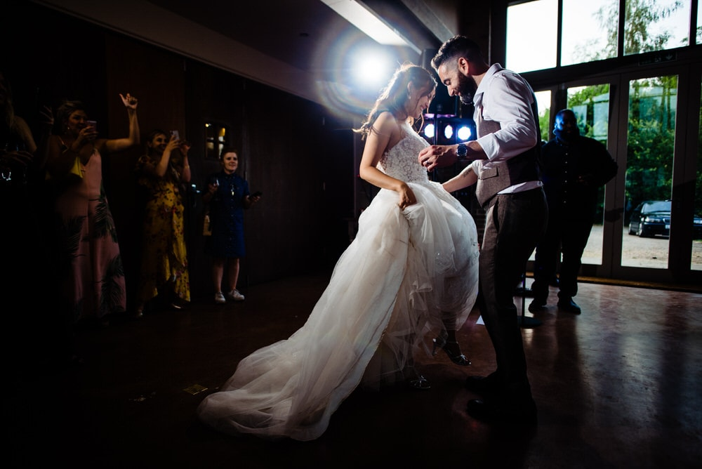 UK wedding planner west lexham
